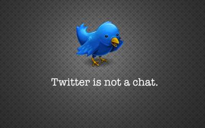 Twitter advies